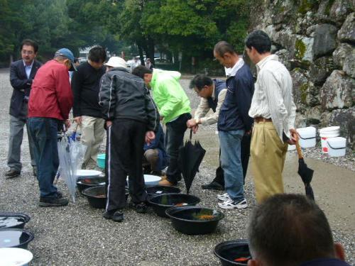 土佐錦魚の集い大盛況