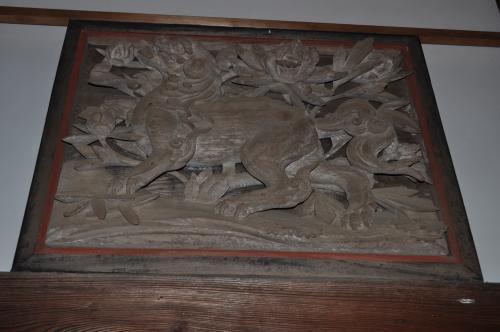 唐獅子牡丹