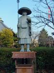弘法大師像?