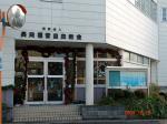 長岡中学前の教会
