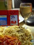 今日の夕ご飯X´masバージョン(2)