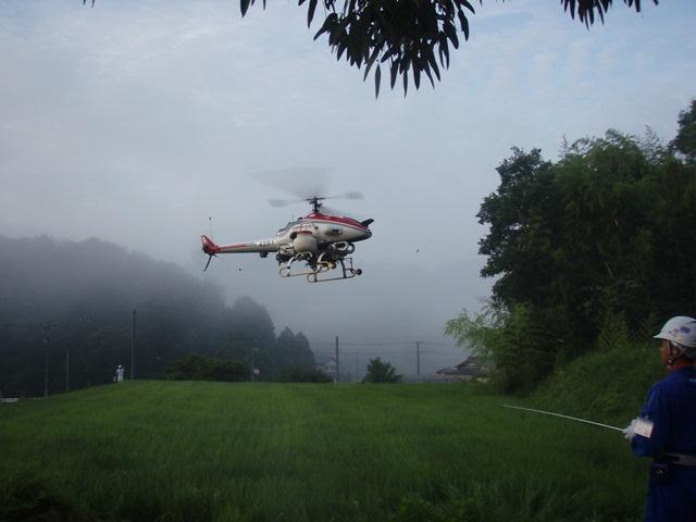 ヘリコプター110729