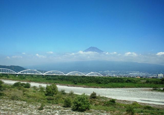 富士山110915