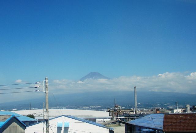 富士山110916