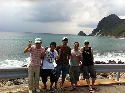 8月4-5日 台風9号