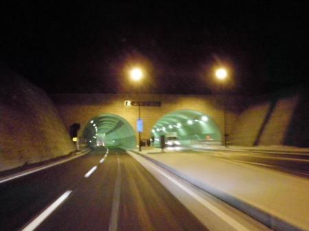 1 北山トンネル