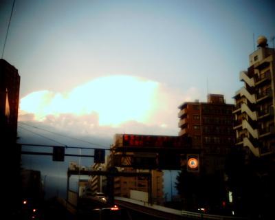 雲光る:Entry