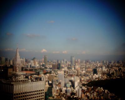 東京タワーに月:Entry