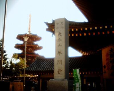 川崎大師 八角五重塔:Entry