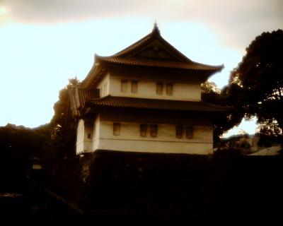 皇居・巽櫓:Entry