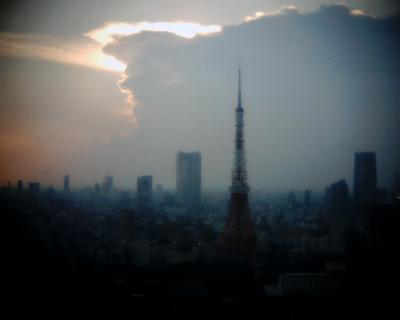 夕暮れの東京タワー:Entry