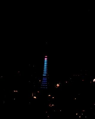 東京タワー・ダイヤモンドヴェール:Entry