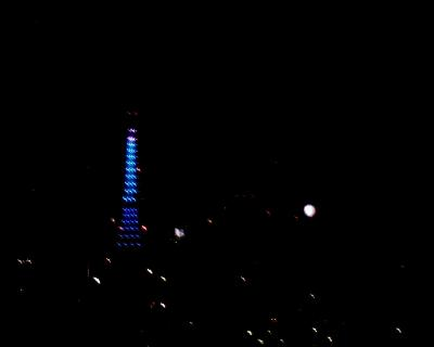 東京タワーと偶然の:Entry