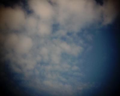 秋の雲:Entry
