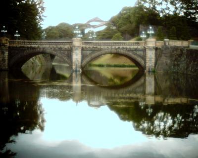 皇居二重橋:Entrry