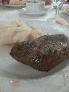 La Vacaステーキ