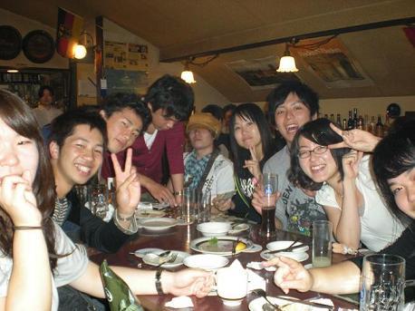 '09 9 12 交流会@有楽町