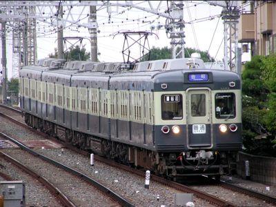 3300形青電01