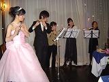 彩ちゃん結婚式2
