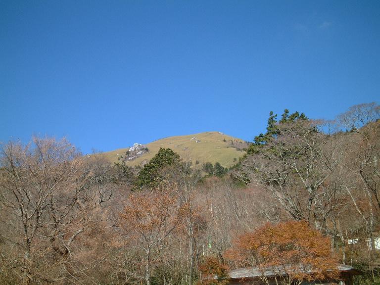 2009.11.8白髪山