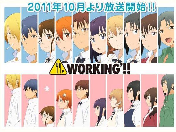 2011年秋アニメ