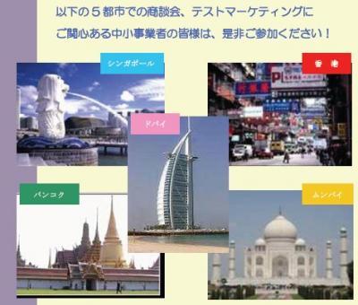 「アジア・中東 ビジネスパスポート2010」募集説明会