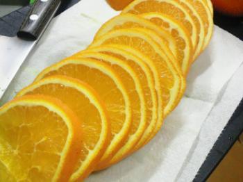オレンジ煮