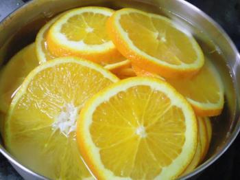 オレンジ煮3
