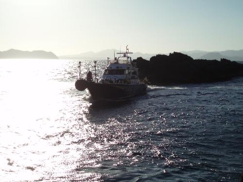 椛島二子島&マリンエキスプレス