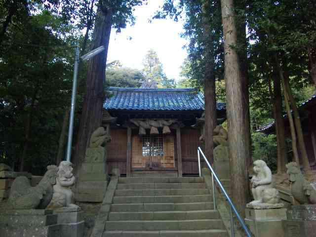 CABNBDMO古曾志神社