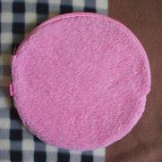 ピンクのボア