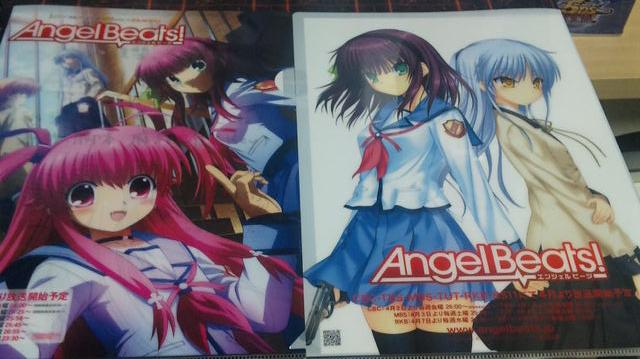 angel beats!clearfile