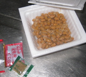 黒こしょう納豆