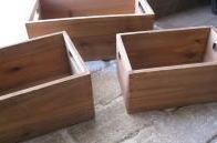 ベランダリメイク(木箱)