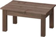 ベランダリメイク(木の椅子)