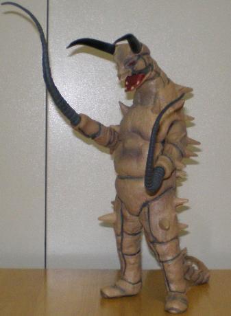 大怪獣シリーズ グドン3
