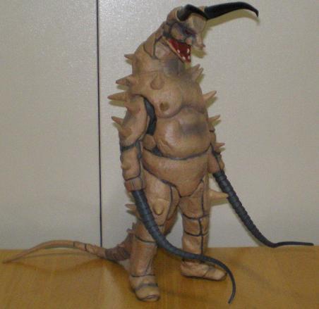 大怪獣シリーズ グドン
