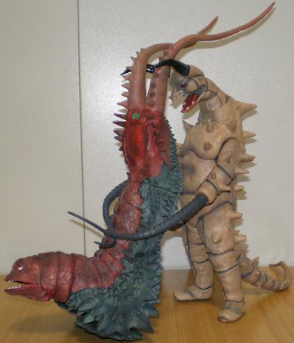 大怪獣シリーズ ツインテール3
