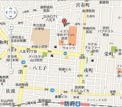 サンライフ防府(中)