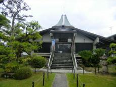 速念寺本堂