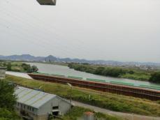 墨俣から金華山2