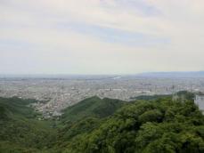 岐阜城景色1