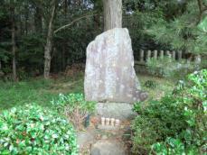 内藤昌豊の墓