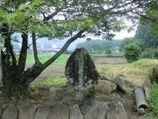 甘利信康の墓