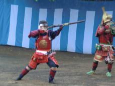 鉄砲演武2