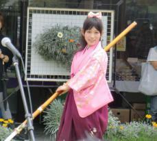長トラ誕生祭1戦国姫隊江姫
