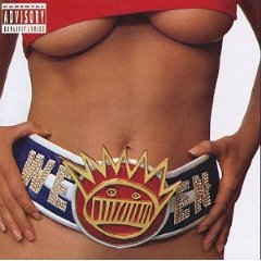 WEEN「CHOCOLATE AND CHEESE」
