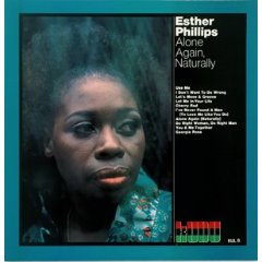 ESTHER PHILLIPS「ALONE AGAIN NATURALLY」