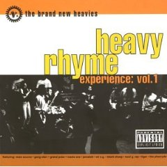 THE BRAND NEW HEAVIES「HEAVY RHYMES EXPERIENCE VOL.1」