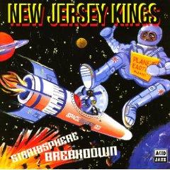 NEW JERSEY KINGS「STRATOSPHERE BREAKDOWN」